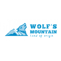 WOLF'S MOUNTAIN DOG