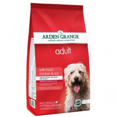 ARDEN GRANGE DOG ADULT CHICKEN & RICE 6kg