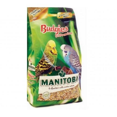 MANITOBA BUDGIES 1kg