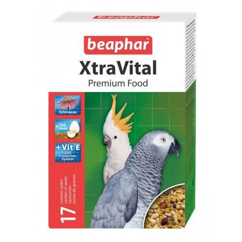 BEAPHAR XTRA VITAL PARROT 1kg