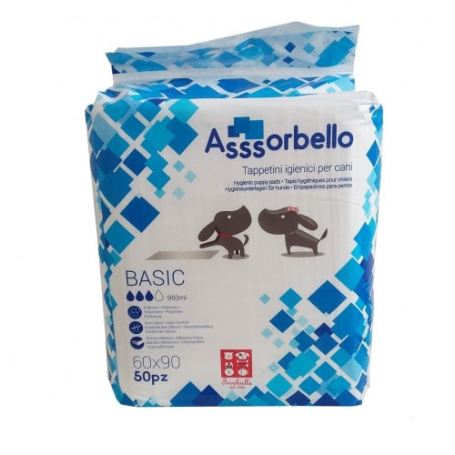 FERRIBIELLA BASIC PADS 60X90 50ΤΕΜ