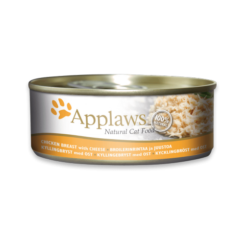 APPLAWS CHICKEN BREAST WITH CHEESE 156g KON