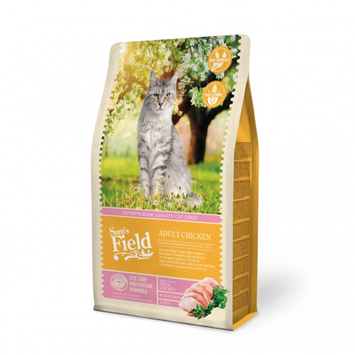 SAMS FIELD CAT ADULT CHICKEN 400g
