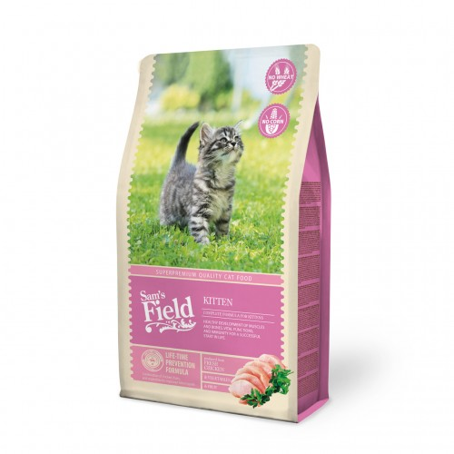 SAMS FIELD CAT KITTEN 2.5kg
