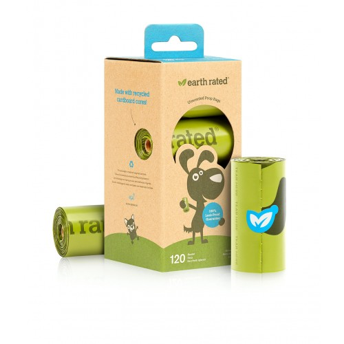EARTH RATED BIODEGRADABLE ROLL UNSCENTED 21 ΤΕΜ