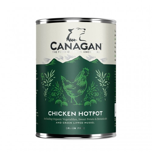 CANAGAN DOG CHICKEN HOTPOT 400g KON
