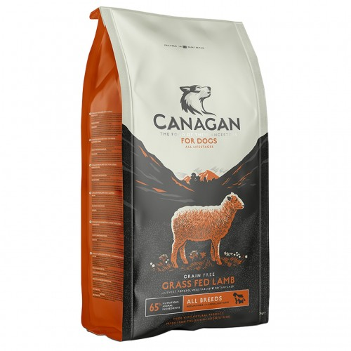 CANAGAN DOG GRASS FED LAMB 12Kg