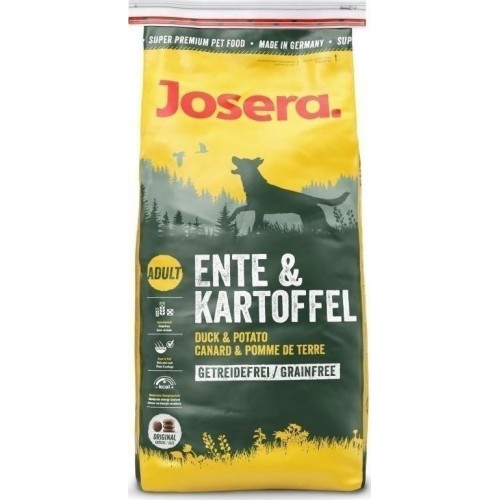 JOSERA DOG DUCK & POTATO 15kg