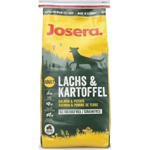 JOSERA DOG SALMON & POTATO 15kg