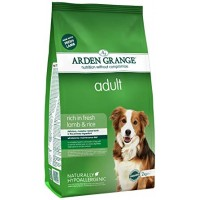 ARDEN GRANGE DOG ADULT LAMB & RICE 2kg
