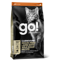 GO! CAT GF CV LAMB & WILD BOAR 1,4 kg