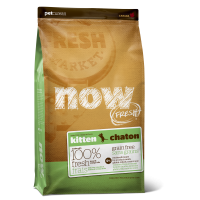 NOW FRESH CAT GRAIN FREE KITTEN 1,82 kg