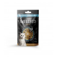 WELLFED CAT F.D PURE CHICKEN 24g