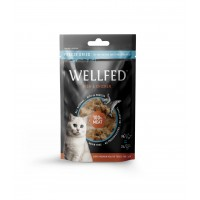 WELLFED CAT F.D 80% FISH -20% CHICKEN 24g