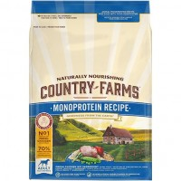 COUNTRY FARMS DOG MONOPROTEIN ADULT CHICKEN 11kg