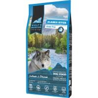 WOLF'S MOUNTAIN GRAIN FREE ALASKA RIVER 12,5 kg