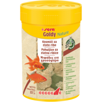 SERA GOLDY NATURE 100ml