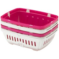FLAMINGO SMALL ANIMAL TRANSPORT CAGE LIZZIE 40x26x23cm