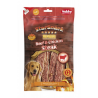 NOBBY STARSNACK BBQ BEEF & CHICKEN STEAK 113g