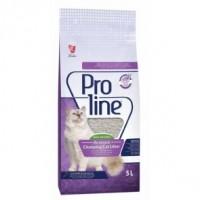 PROLINE CAT LITTER BENTONITE LAVENDER 5L