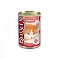 BUNDY CAT PATTER ΜΟΣΧΑΡΙ 400g ΚΟΝ