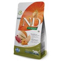 N&D CAT PUMPKIN DUCK & CANTALOUPE 5kg