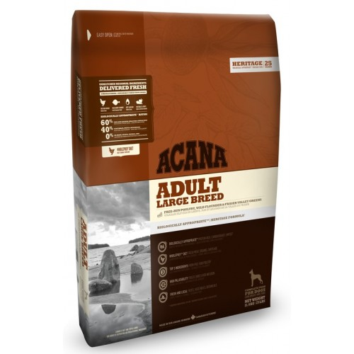 ACANA DOG ADULT LARGE BREED 11,4kg