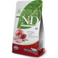 N&D CAT CHICKEN & POMEGRANATE ADULT 10kg