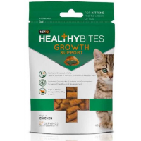 M&C CAT HEALTHY BITES GROWTH SUPPORT 65g