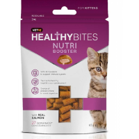 M&C CAT HEALTHY BITES NUTRI BOOSTER 65g