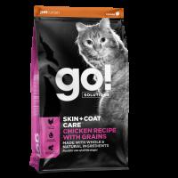 GO! CAT GF SKIN & COAT CHICKEN 1,4kg