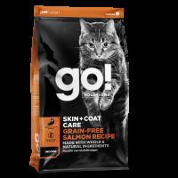 GO! CAT GF SKIN & COAT SALMON 3,7kg