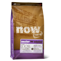NOW FRESH CAT GRAIN FREE SENIOR 3,63kg