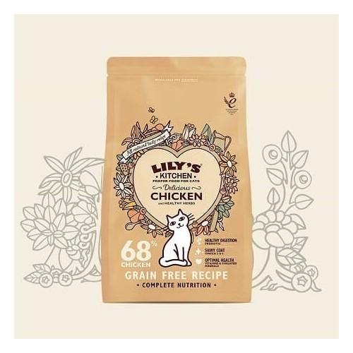 LILY'S KITCHEN CAT DELICIOUS CHICKEN 2kg